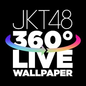 JKT48 VR 360° Live wallpaper icon