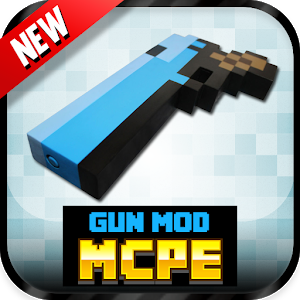 Gun Mod For MCPE. icon