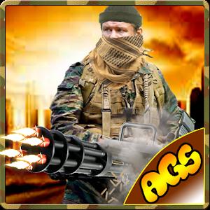 City SWAT Commando Strike icon