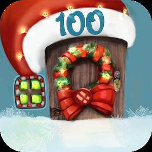 100 Doors Holiday icon