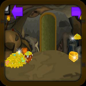 Adventure Game Treasure Cave icon