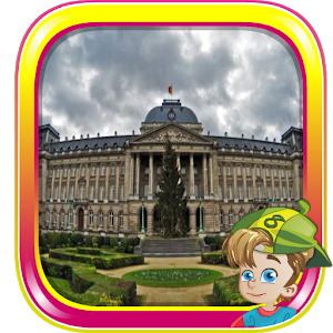 Royal Palace Brussles Escape icon