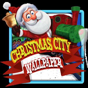 Christmas City Studio.Christmas City Live Wallpaper Apprecs