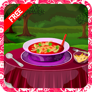 tortilla soup cooking games icon