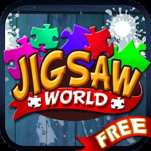 Jigsaw World icon