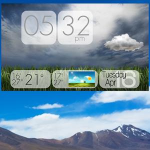 Purdy Clock Free icon