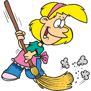 House Cleaning List icon