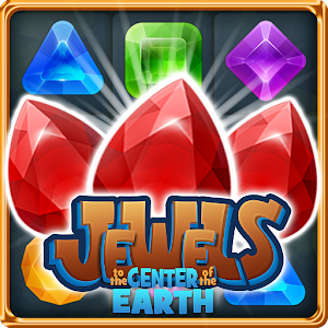 Jewels: to the center of Earth icon