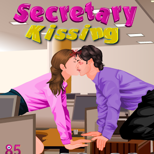 Secretary Kissing icon