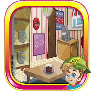 Vintage Candy Shop Escape icon