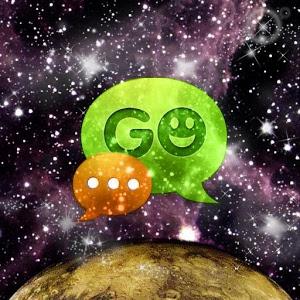 GO SMS Theme Galaxy 2 icon