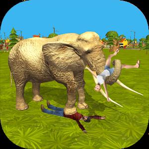 Elephant Simulator 3D icon