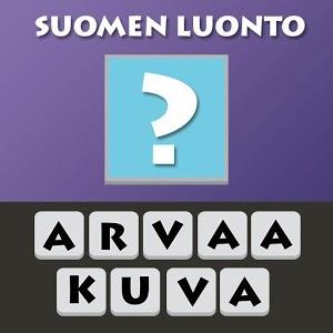 Arvaa Kuva? - Suomen Luonto icon