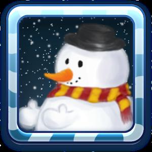 Snowman GO Locker 4 Christmas icon