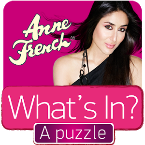 Anne French - What's In Puzzle icon