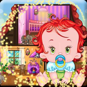 Baby House Decor - Girl Games icon
