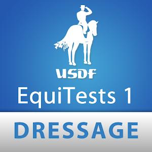 USDF EquitTests 1 - Dressage icon