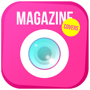 Magazine Cover Photo Editor icon