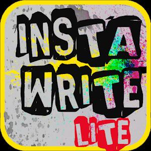 Instawrite Lite icon