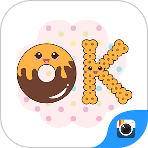 (FREE) Z CAMERA CANDY STICKER icon