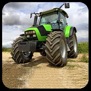 Tractor Jigsaw icon