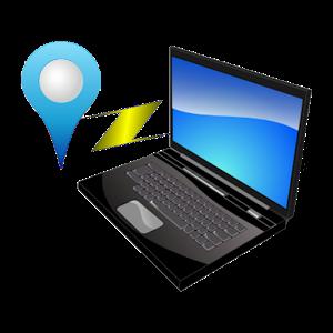 Share GPS icon