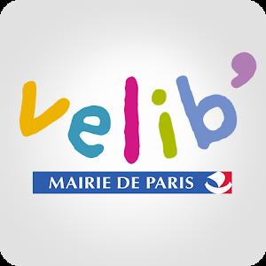Vélib' officielle icon