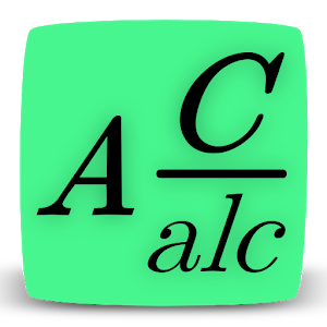 Step by step calculator ACalc icon
