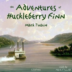 Adventures of Huck Finn audio icon