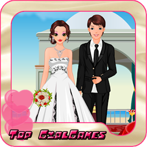 Wedding dressup and decoration icon