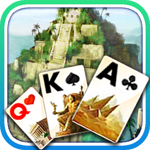 Ancient Wonders Solitaire icon