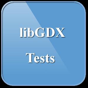 libGDX Tests icon