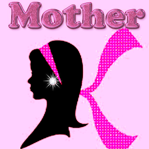 Mother's Day Card Unique icon