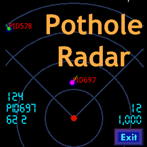 Pothole Radar icon