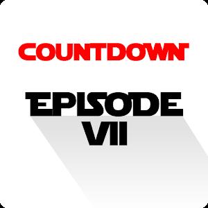 Episode VII - Countdown Widget icon