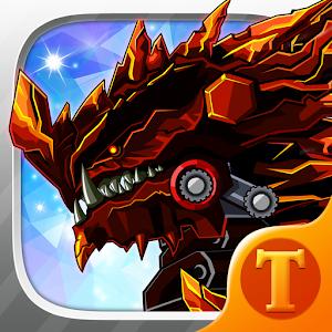 Toy Robot War:Berial Dragon icon