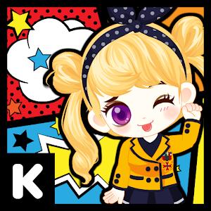 Webtoon Judy : School icon