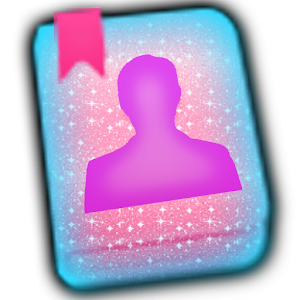 GO CONTACTS - Cotton Candie icon