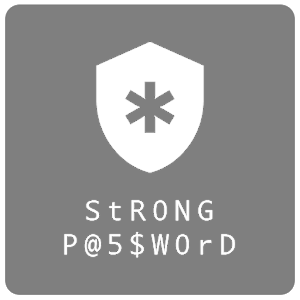 Strong Password icon