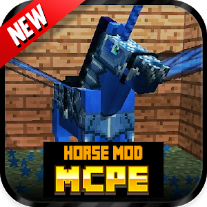 Horse Mod For MCPE. icon