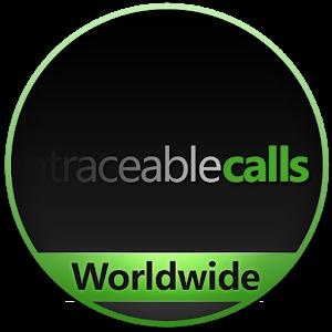 Untraceable Calls - Worldwide icon