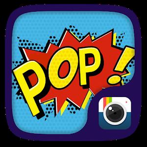 Z CAMERA POP THEME icon