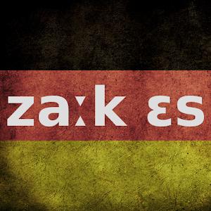 Sag es auf Deutsch (free) icon