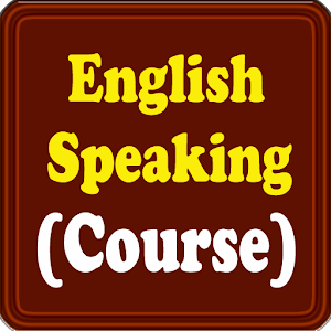 English Speaking Course icon