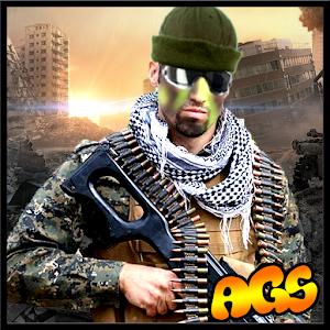 First Line Commando Adventure icon