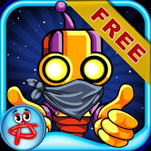 Jump Robot: Space Adventure icon