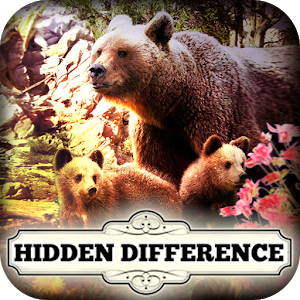 Spot the Differences - Animals icon