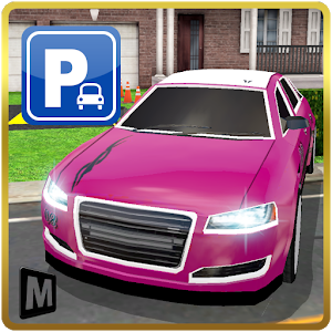 City Car: Real Parking icon