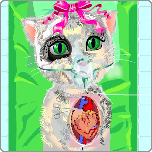 Cat Heart Surgery Games icon