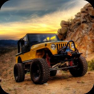 Extreme 4*4 JeepRace Simulator icon